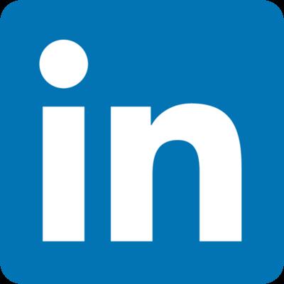 768px LinkedIn Logo Initials